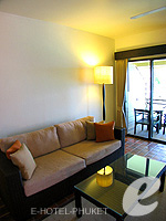 プーケット ファミリー&グループのホテル : アウトリガー ラグーナ プーケット リゾート(Outrigger Laguna Phuket Beach Resort)のクラブ シービュールームの設備 Room View