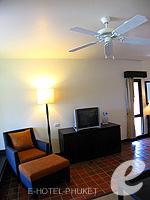 プーケット ビーチフロントのホテル : アウトリガー ラグーナ プーケット リゾート(Outrigger Laguna Phuket Beach Resort)のクラブ シービュールームの設備 Room View