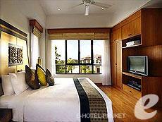 プーケット 2ベッドルームのホテル : アンサナ ヴィレッジ リゾート(1)のお部屋「3ベッドルーム プール ヴィラ」