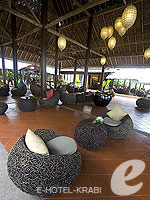 Lobby : Phi Phi Island Village Beach Resort, Family & Group, Phuket