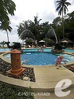 Jacuzzi : Phi Phi Island Village Beach Resort, Family & Group, Phuket