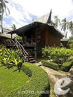 クラビ キャンペーンのホテル : ピピ アイランド ヴィレッジ ビーチリゾート(Phi Phi Island Village Beach Resort)のスーペリア バンガロウルームの設備 Exterior