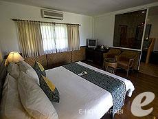 クラビ キャンペーンのホテル : ピピ アイランド ヴィレッジ ビーチリゾート(1)のお部屋「スーペリア バンガロウ」