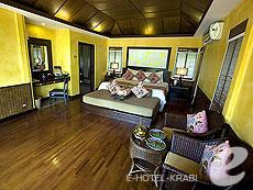 クラビ キャンペーンのホテル : ピピ アイランド ヴィレッジ ビーチリゾート(1)のお部屋「ビーチフロント ジュニア スイート」