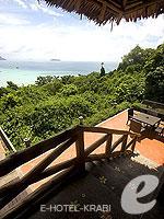 クラビ キャンペーンのホテル : ピピ アイランド ヴィレッジ ビーチリゾート(Phi Phi Island Village Beach Resort)のヒルサイド プール ビラルームの設備 Stairs