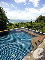 クラビ キャンペーンのホテル : ピピ アイランド ヴィレッジ ビーチリゾート(Phi Phi Island Village Beach Resort)のヒルサイド プール ビラルームの設備 Private Pool