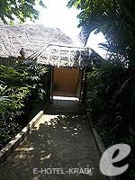 クラビ キャンペーンのホテル : ピピ アイランド ヴィレッジ ビーチリゾート(Phi Phi Island Village Beach Resort)のヒルサイド プール ビラルームの設備 Entrance