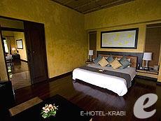 クラビ キャンペーンのホテル : ピピ アイランド ヴィレッジ ビーチリゾート(1)のお部屋「ヒルサイド プール ビラ」