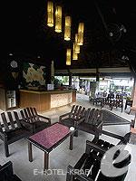 クラビ ファミリー&グループのホテル : P.P. カシタ 「Lobby」
