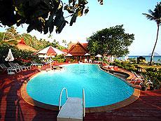 พีพี เอราวัณ ปาล์มส รีสอร์ท (เกาะพีพี) โรงแรมในกระบี่, ประเทศไทย