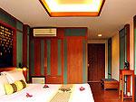 クラビ オーシャンビューのホテル : ピピ エラワン パーム リゾート(P.P. Erawan Palms Resort)のスタンダードルームの設備 Room View