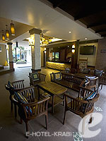 Lobby / P. P. Palm Tree Resort, เกาะพีพี