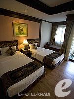 Room View : Deluxe Room (เกาะพีพี) โรงแรมในกระบี่, ประเทศไทย