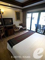 Room View : Pool Access Room (เกาะพีพี) โรงแรมในกระบี่, ประเทศไทย