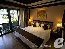 Pool Access Room : พี.พี. ปาล์มทรี รีสอร์ท, เกาะพีพี