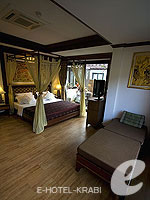 Room View : Palmtree Suite (เกาะพีพี) โรงแรมในกระบี่, ประเทศไทย