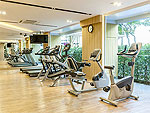 Fitness : Pacific Park Hotel & Residence, Meeting Room, Phuket