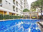 Swimming PoolPacific Park Hotel & Residence