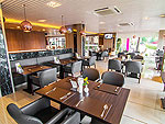 パタヤ フィットネスありのホテル : パシフィック パーク ホテル & レジデンス 「Restaurant」