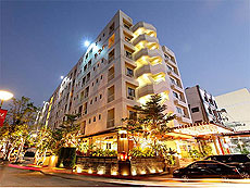 Pacific Park Hotel & Residence, Long Stay, Pattaya