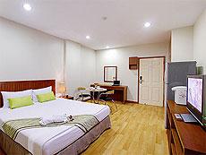 パタヤ シラチャーのホテル : パシフィック パーク ホテル & レジデンス(1)のお部屋「スタンダード(ホテルウィング)」