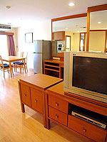 パタヤ シラチャーのホテル : パシフィック パーク ホテル & レジデンス(Pacific Park Hotel & Residence)のエグゼクティブ スタンダード(ホテル ウィング)ルームの設備 AV Facilities