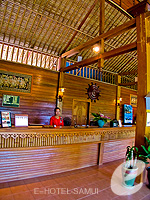 Reception / Panviman Resort Koh Phangan, เกาะพงัน