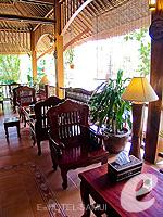 サムイ島 ビーチフロントのホテル : パンヴィマン リゾート コ パンガン 「Lobby」