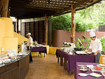 Restaurant : Paradee Resort, with Spa, Phuket