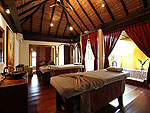 Spa : Paradee Resort, Koh Samet, Phuket