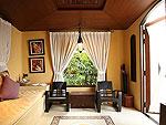 Room View : Garden Villa at Paradee Resort, Beach Front, Pattaya