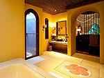 Bath Room : Garden Villa at Paradee Resort, Beach Front, Pattaya