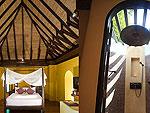 Room View : Garden Pool Villa at Paradee Resort, Beach Front, Pattaya