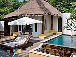 Private Pool : Garden Pool Villa at Paradee Resort, Beach Front, Pattaya
