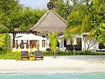 Beach : Beach Front Pool Villa at Paradee Resort, Beach Front, Pattaya