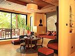Room View : Suite Villa (1Bedroom) at Paradee Resort, Beach Front, Pattaya