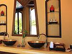 Bath Room : Suite Villa (1Bedroom) at Paradee Resort, Beach Front, Pattaya