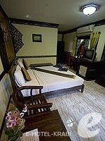 Room View : Superior (มาเป็นครอบครัว&หมู่คณะ) โรงแรมในกระบี่, ประเทศไทย