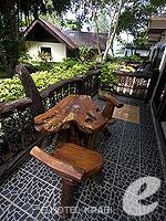 Terrace : Superior (มาเป็นครอบครัว&หมู่คณะ) โรงแรมในกระบี่, ประเทศไทย