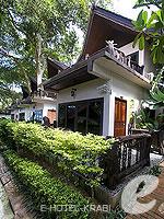 Exterior : Superior (มาเป็นครอบครัว&หมู่คณะ) โรงแรมในกระบี่, ประเทศไทย