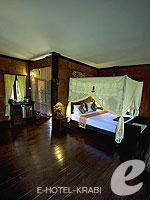 Room View : Thai House not Beach Front(K) (มาเป็นครอบครัว&หมู่คณะ) โรงแรมในกระบี่, ประเทศไทย