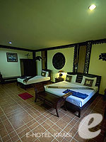 Room View : Family Room B Not Beach Front(P) (เกาะพีพี) โรงแรมในกระบี่, ประเทศไทย