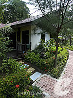 Entrance : Family Room Beach Front(P) (มาเป็นครอบครัว&หมู่คณะ) โรงแรมในกระบี่, ประเทศไทย