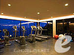 Fitness Jim : Paresa Resort Phuket, Fitness Room, Phuket