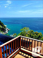 Balcony : Talay Suite at Paresa Resort Phuket, Meeting Room, Phuket