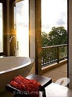 Bathe Room : Cliff Pool Villa at Paresa Resort Phuket, Meeting Room, Phuket