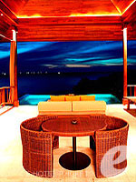 Balcony : Cliff Pool Villa at Paresa Resort Phuket, Meeting Room, Phuket
