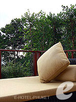 Balcony : Dima Spa Suite at Paresa Resort Phuket, Meeting Room, Phuket