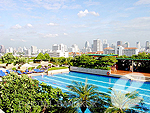 Swimming Pool : Pathumwan Princess Hotel, Siam Pratunam, Phuket