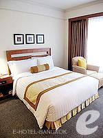 バンコク サイアム・プラトゥーナムのホテル : パトゥムワン プリンセス ホテル(Pathumwan Princess Hotel)のエグゼクプラススイートルームの設備 Bedroom